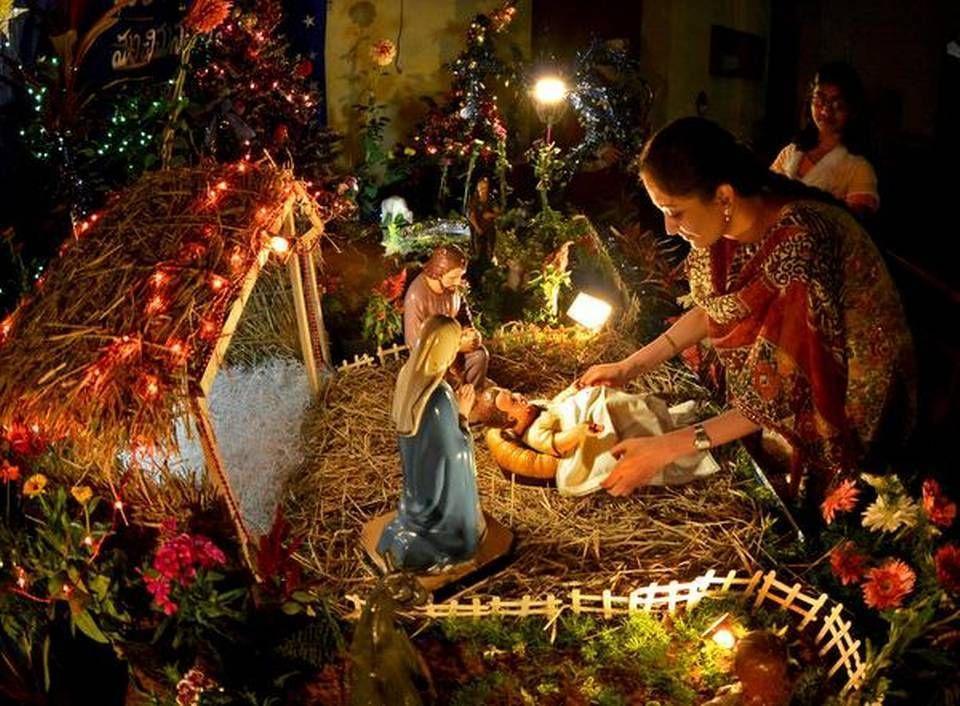 Navidad-En-India-1 Navidad En India, Lugares y Tradiciones