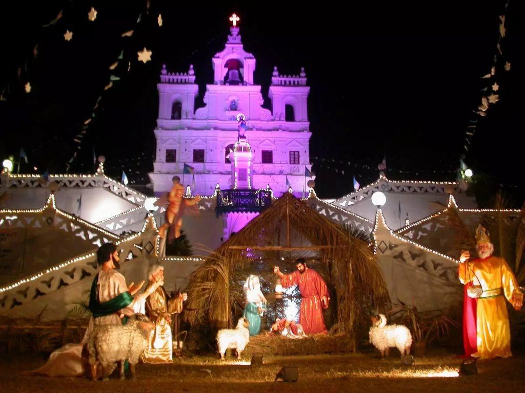 Navidad-En-India-3 Navidad En India, Lugares y Tradiciones