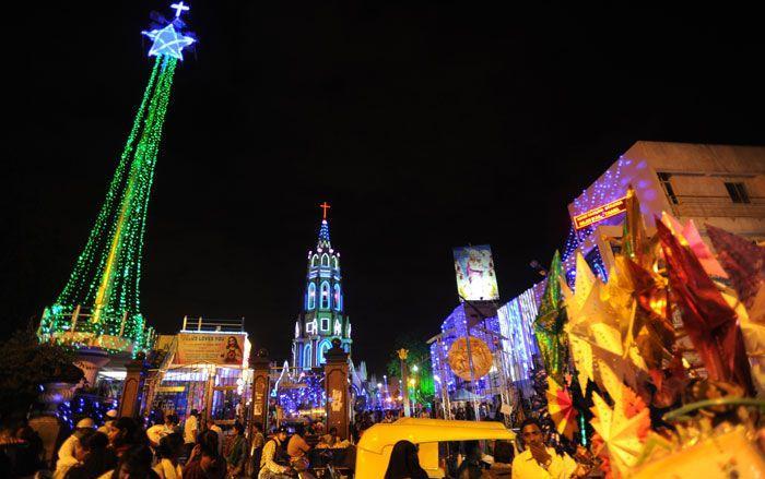 Navidad-En-India-4 Navidad En India, Lugares y Tradiciones