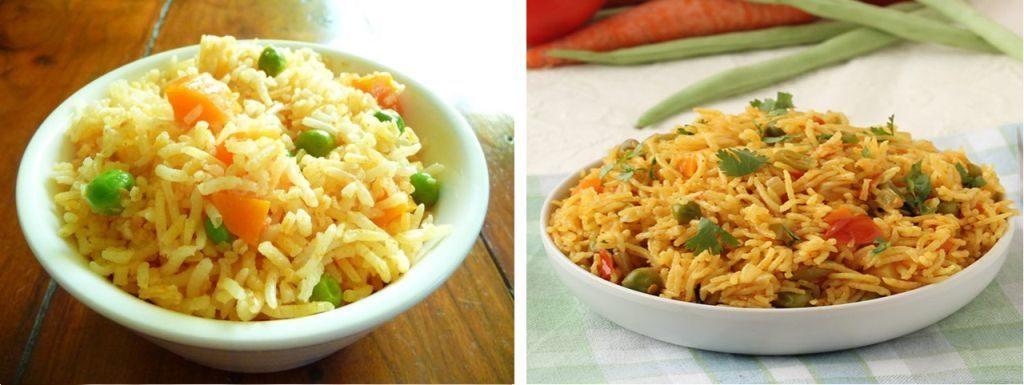 Arroz-a-la-mexicana-Pulao-1024x385 10 Similitudes comida de India y México