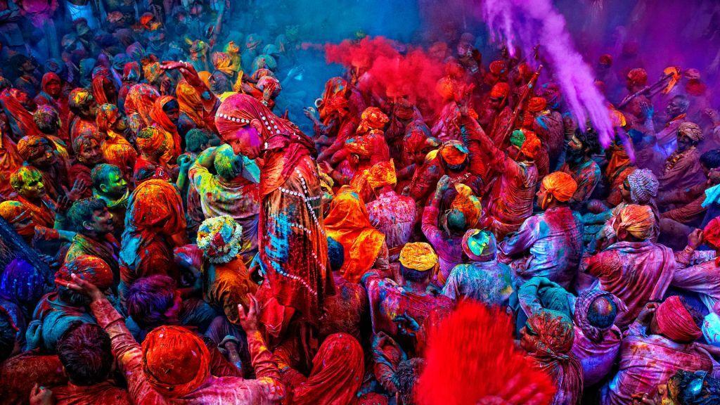 Festivales-vibrantes-India 10 Razones para Viajar a India este 2019