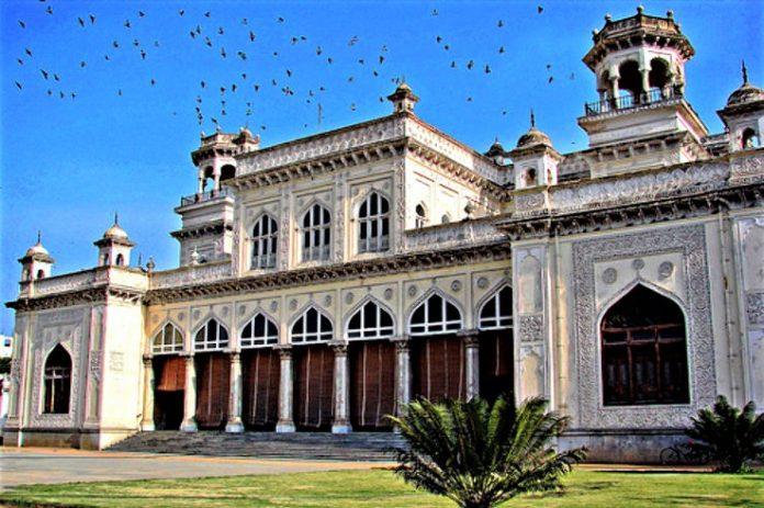 Chowmahalla-Palace Los Mejores Palacios reales para visitar en India