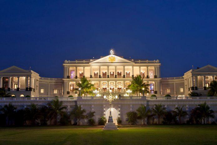 Falaknuma-Palace-Taj Los Mejores Palacios reales para visitar en India