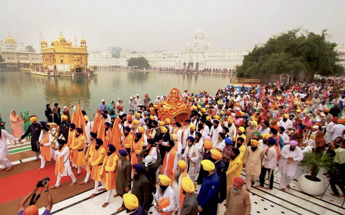 Gurpurab Festivales más Famosos de la India