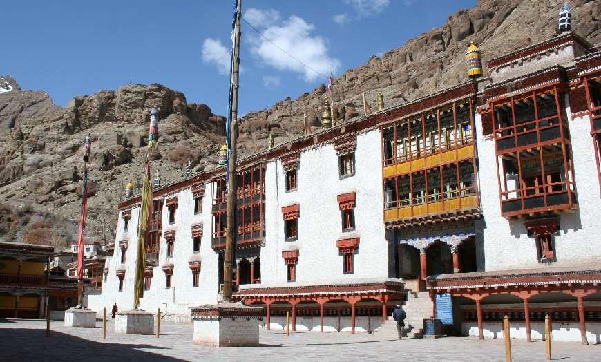 Hemis-Monastery-Ladakh-2563965489_75cbd19111_o 30 increíbles atractivos turísticos de la India