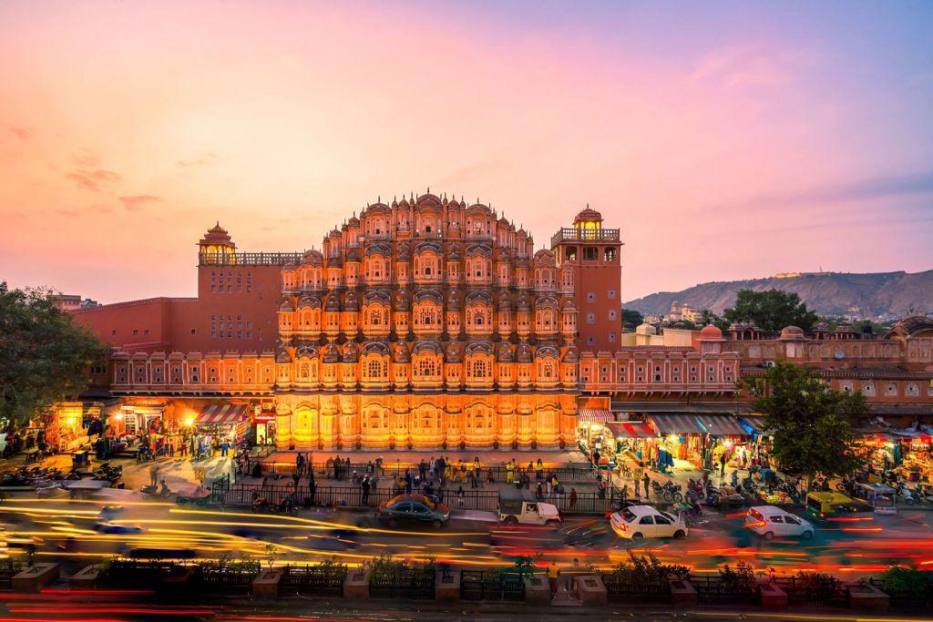 India-en-Marzo-5 Los mejores lugares para viajar a India en Marzo 2020