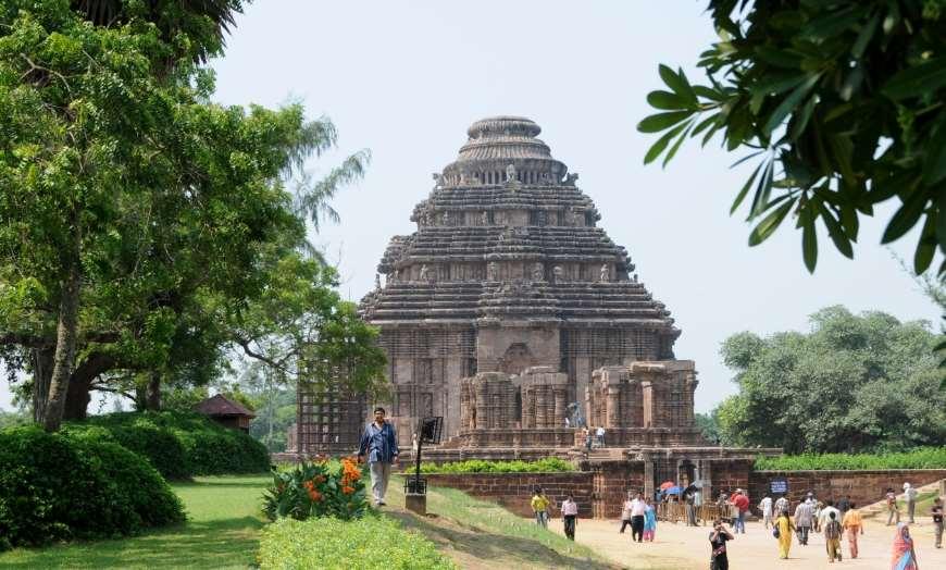 Konark-Sun-Temple-2937982498_b53c374d3a_o 30 increíbles atractivos turísticos de la India
