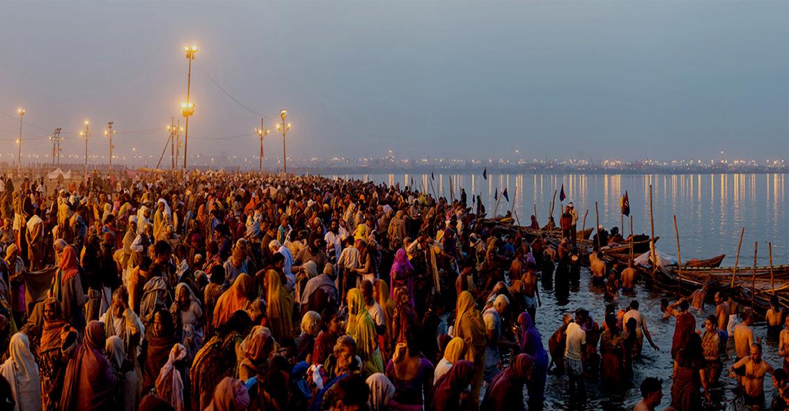 Kumbh-Festival Festivales más Famosos de la India