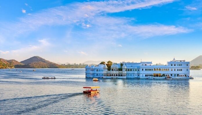 Lake-Palace-at-Udaipur Los Mejores Palacios reales para visitar en India