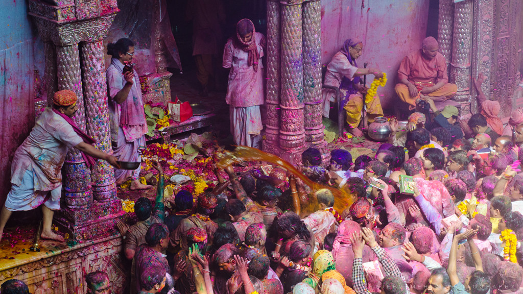 Mathura-and-Vrindavan Holi 2019 : ¿Qué es la fiesta de Holi en India?  ¿Por qué se celebra?