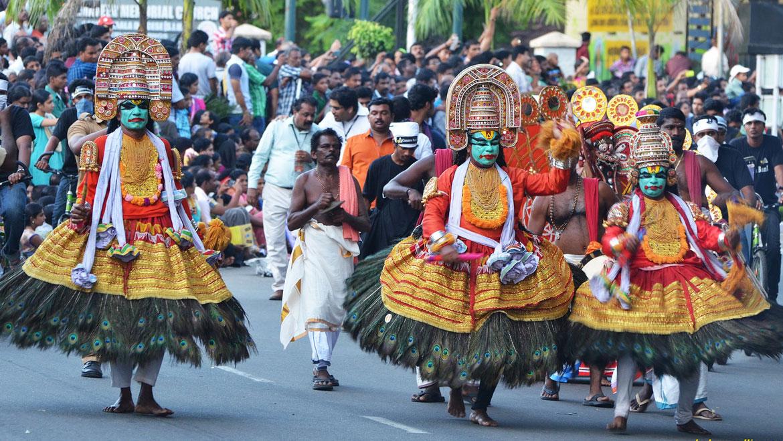 Onam-Festival-in-Kerala Festivales más Famosos de la India