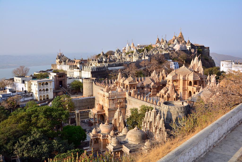 Palitana-Gujarat 30 increíbles atractivos turísticos de la India