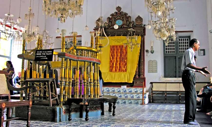 Paradesi-Synagogue-Kochi-2215766186_5d6418ff78_o 30 increíbles atractivos turísticos de la India