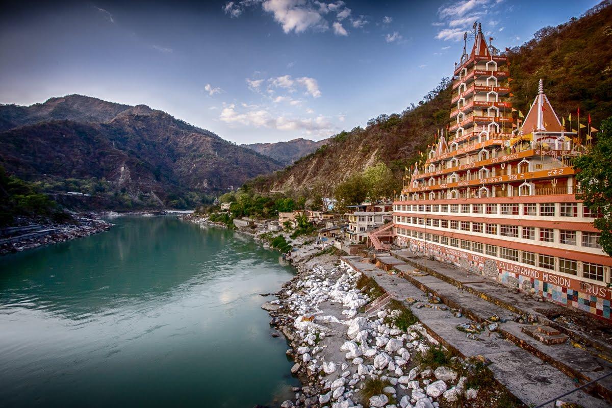 Rishikesh El lado espiritual de India: Los 6 Mejores Destinos