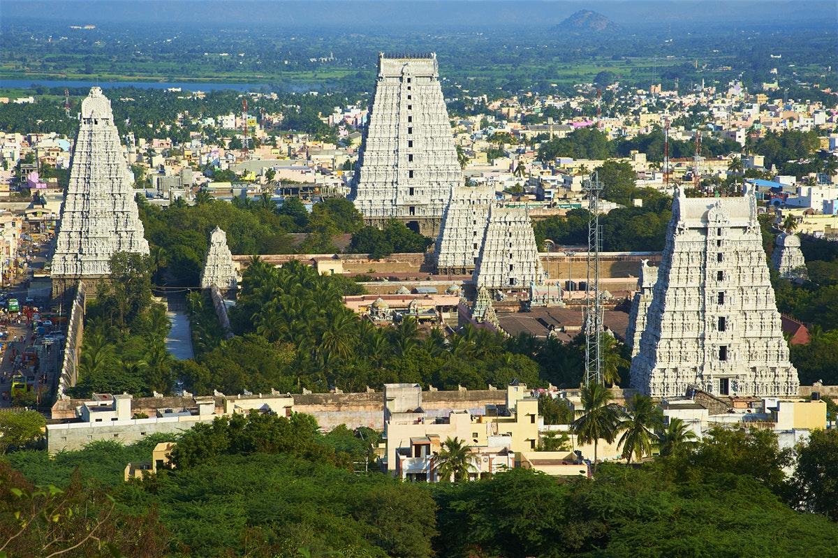 Tiruvannamalai-1 El lado espiritual de India: Los 6 Mejores Destinos