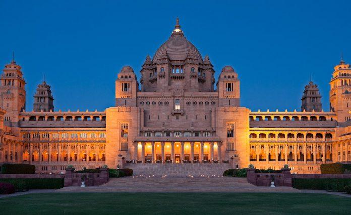 Umaid-bhawan-jodhpur Los Mejores Palacios reales para visitar en India