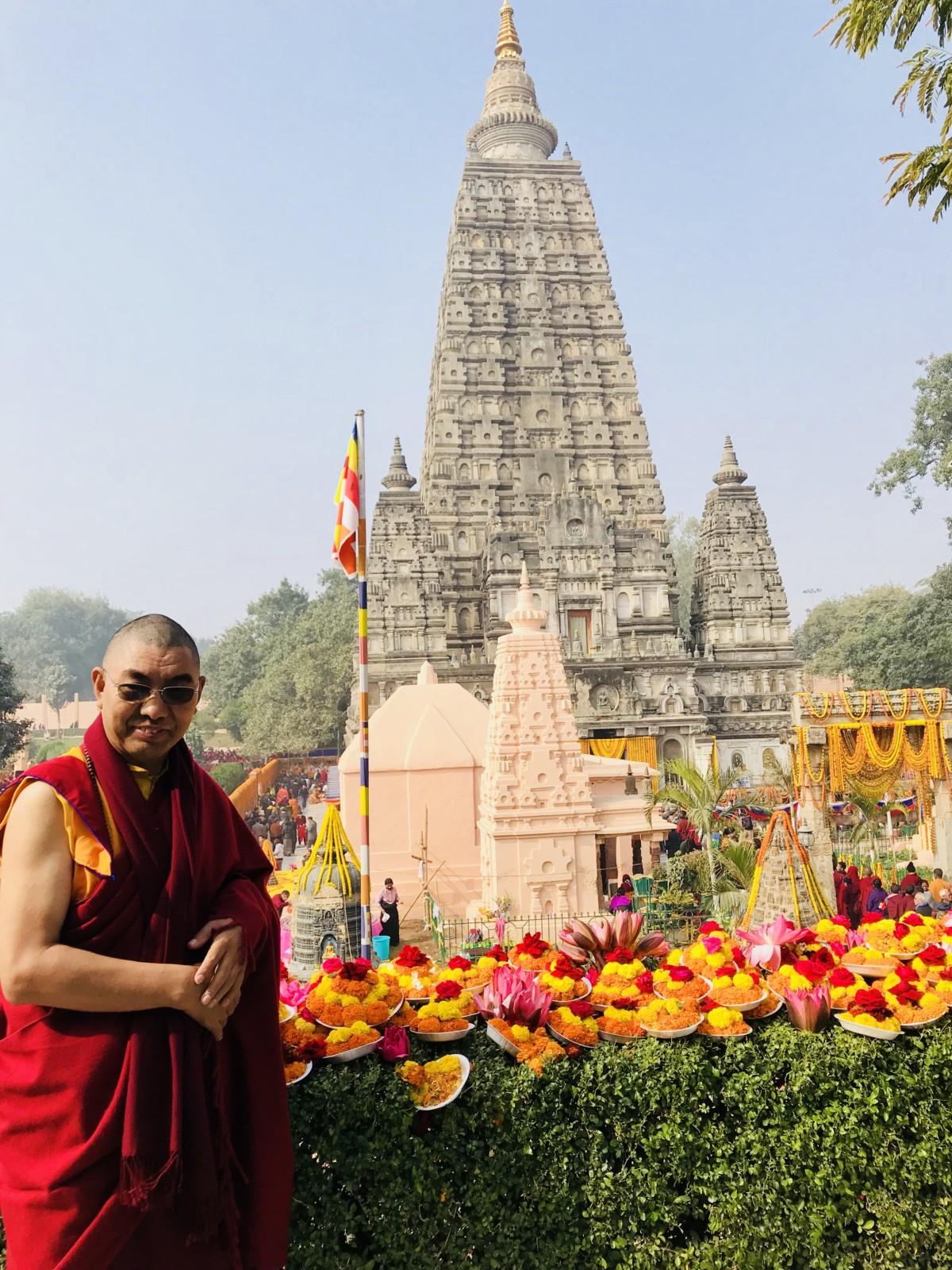 bodhgaya-bihar El lado espiritual de India: Los 6 Mejores Destinos