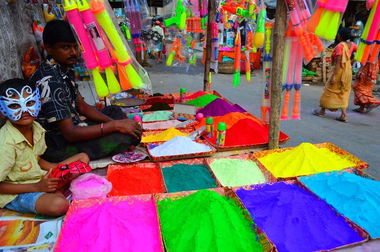 Festival Holi En La India Historia Rituales Cómo Y Cuándo Se Celebra