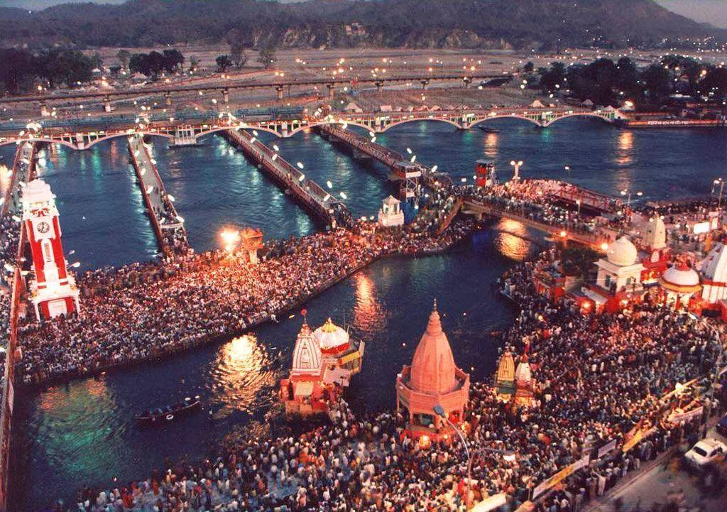 haridwar El lado espiritual de India: Los 6 Mejores Destinos