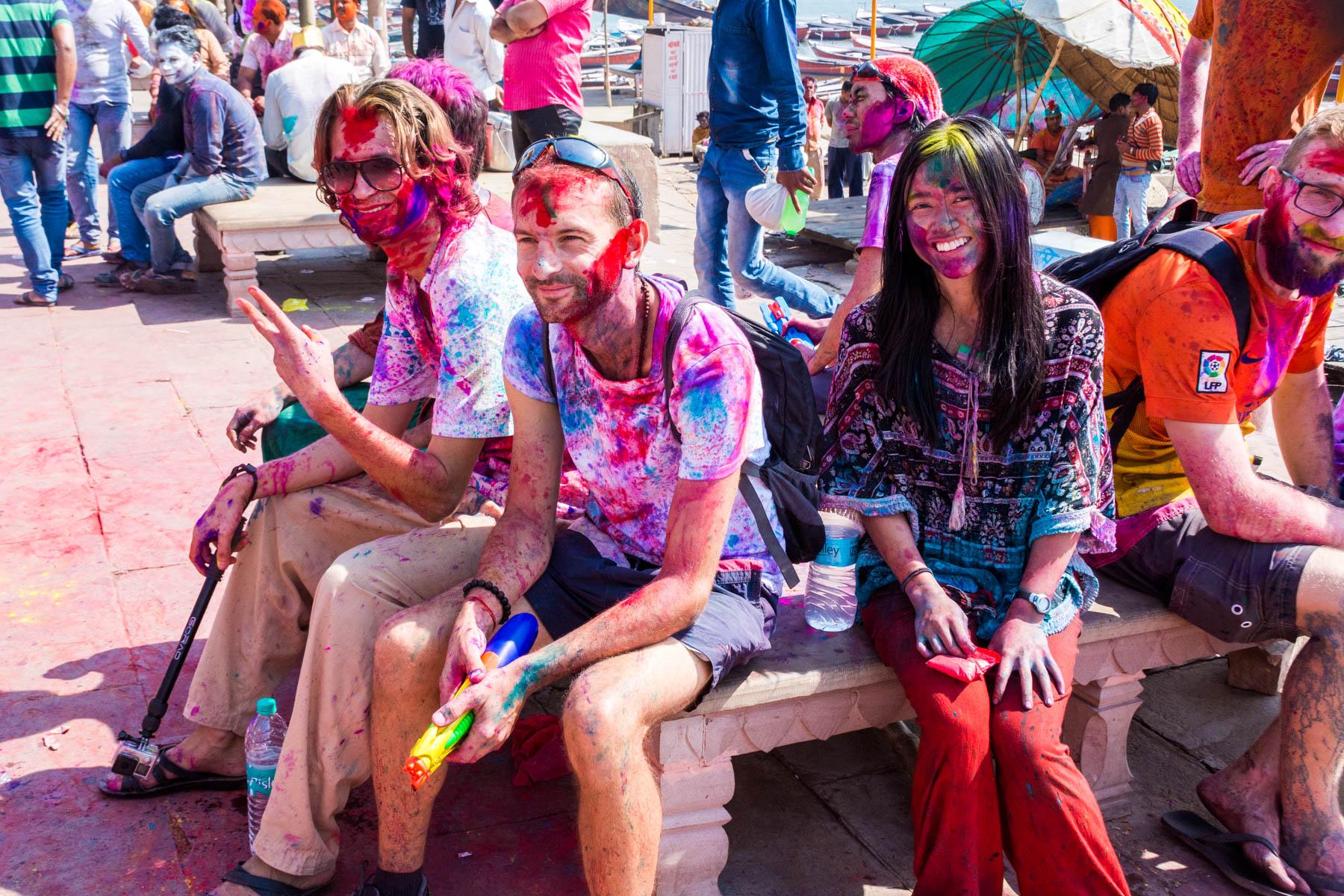 holi-in-varanasi Holi 2019 : ¿Qué es la fiesta de Holi en India?  ¿Por qué se celebra?