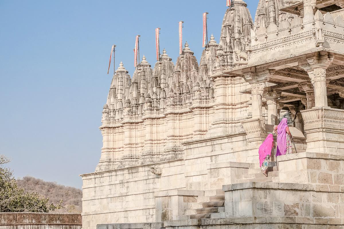 ranakpur-rajasthan-inde-9 30 increíbles atractivos turísticos de la India