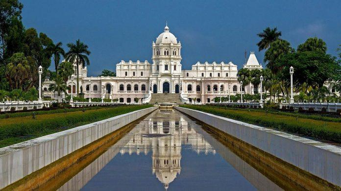 ujjayanta-palace Los Mejores Palacios reales para visitar en India
