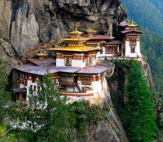 1_Tigers_Nest_Monastery-1-230x200 10 Lugares Más famosos para Visitar en Rajastán