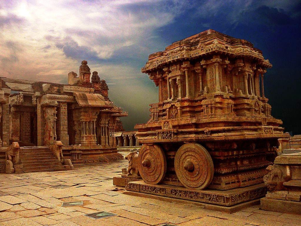 Hampi-Karnataka Los 10 lugares de Patrimonio de la Humanidad en la India