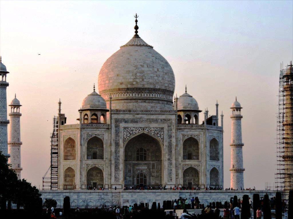 Taj-Mahal-un-monumento-al-amor-eterno-Agra Los 10 lugares de Patrimonio de la Humanidad en la India