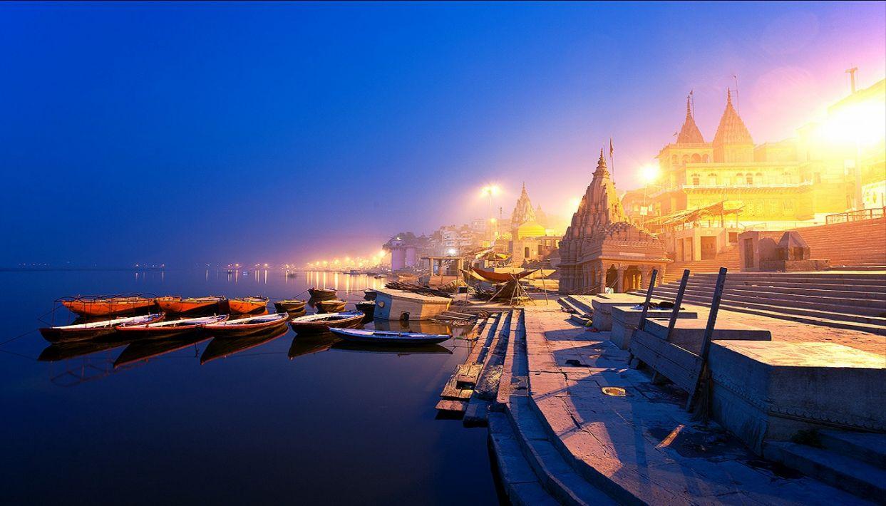 Temple-Varanasi Que hacer en la India en 10 días