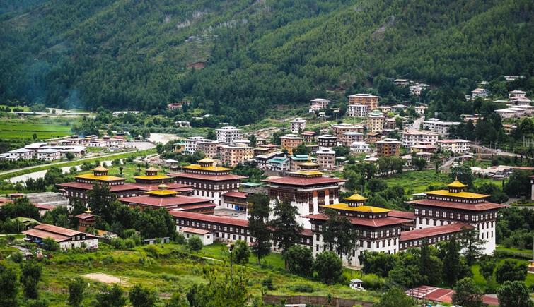 Thimphu-bhutan 10 cosas únicas que hacer en Bután