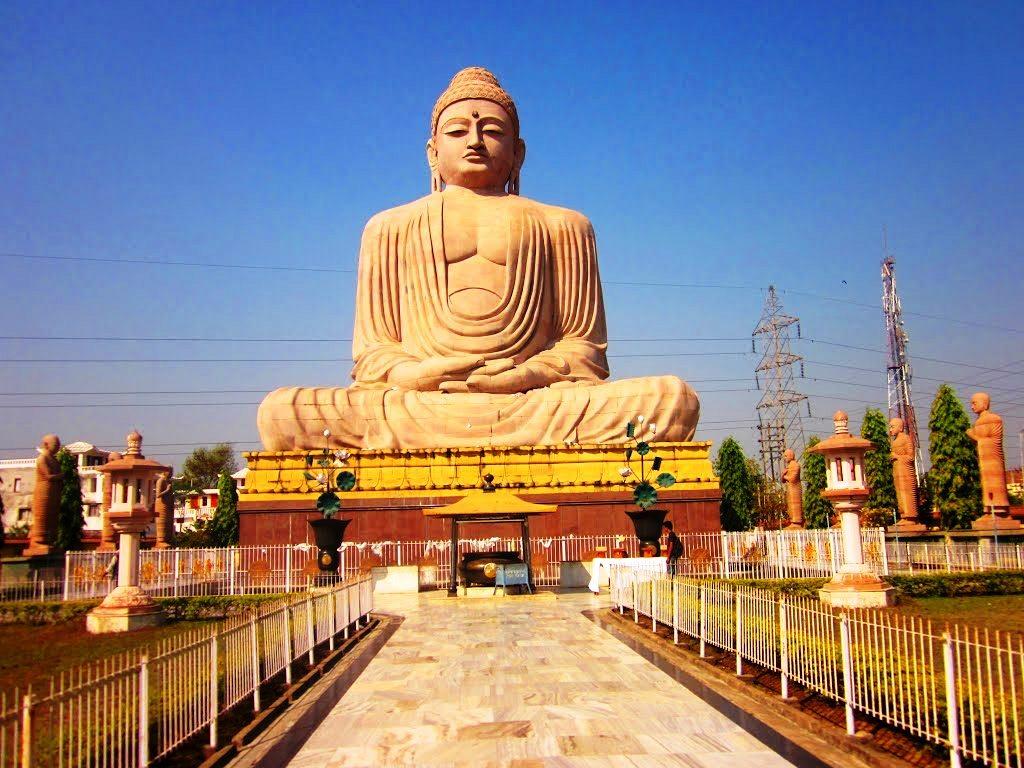 bodh-gaya-temple Los 10 lugares de Patrimonio de la Humanidad en la India
