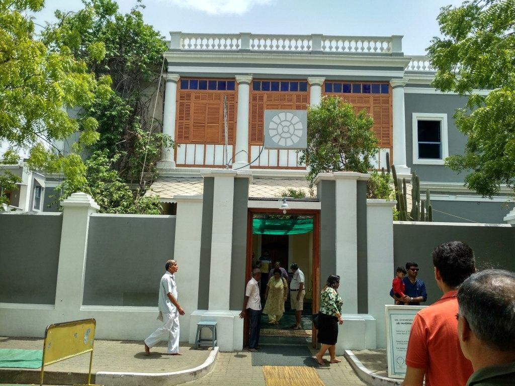 sri-aurobindo-ashram El lado Espiritual de India: Los 7 Ashrams más Populares