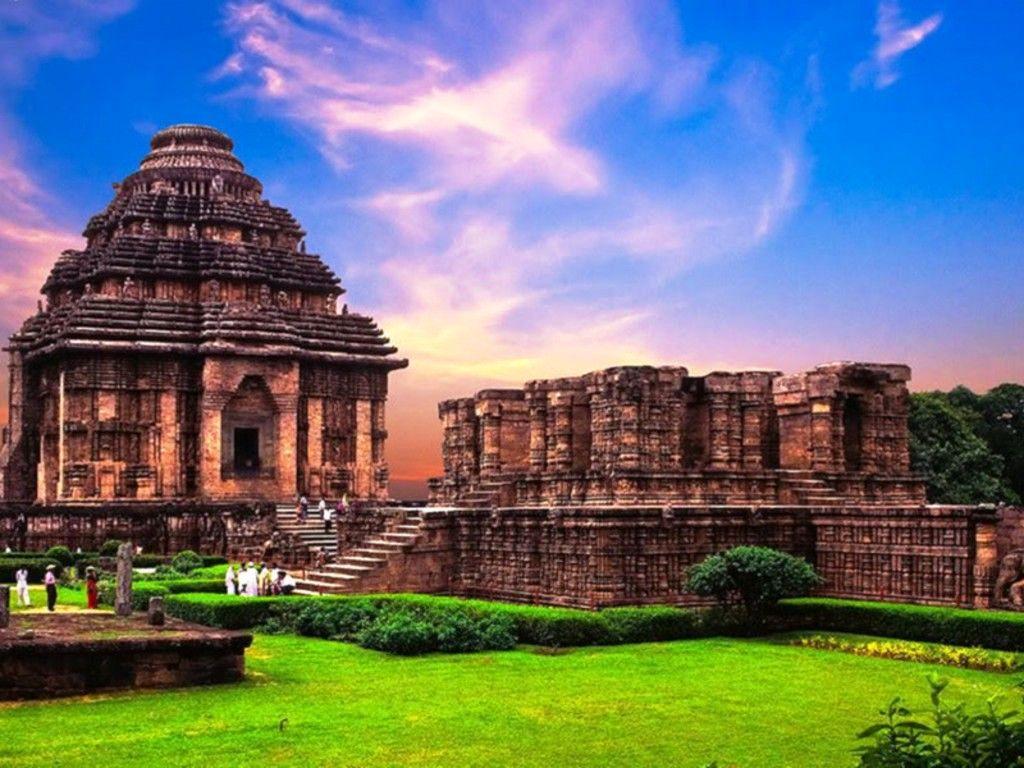 sun-temple-konark Los 10 lugares de Patrimonio de la Humanidad en la India