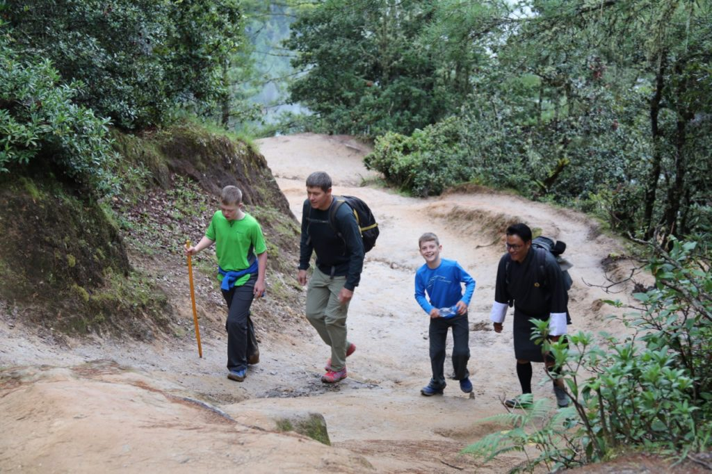 Caminata-al-monasterio-del-nido-del-tigre Tour al Nido del Tigre en Bután