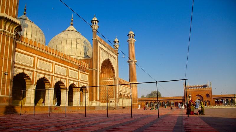 Jama-Masjid Lo Mejor para Hacer en Agra