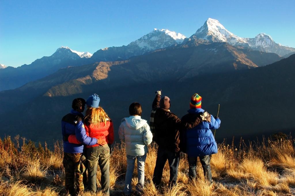 Poonhill-nepal Qué ver en Nepal de 5 a 10 días