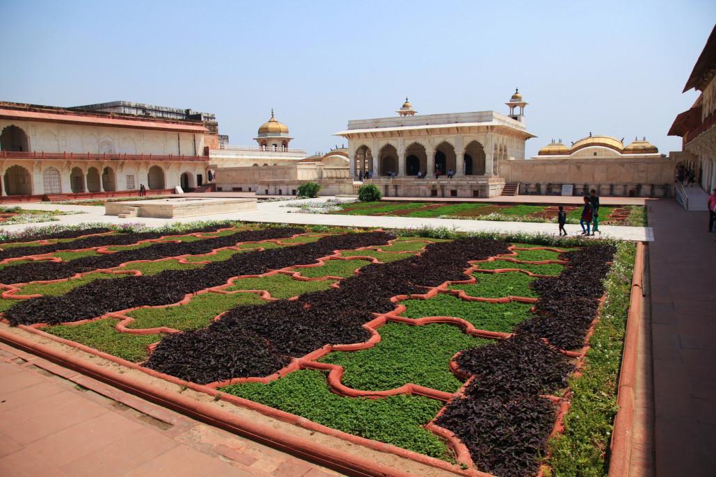 beauty-of-khas-mahal-at-agra Lo Mejor para Hacer en Agra