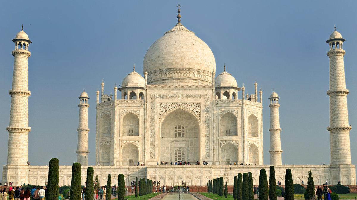 beauty-of-taj-mahal Lo Mejor para Hacer en Agra