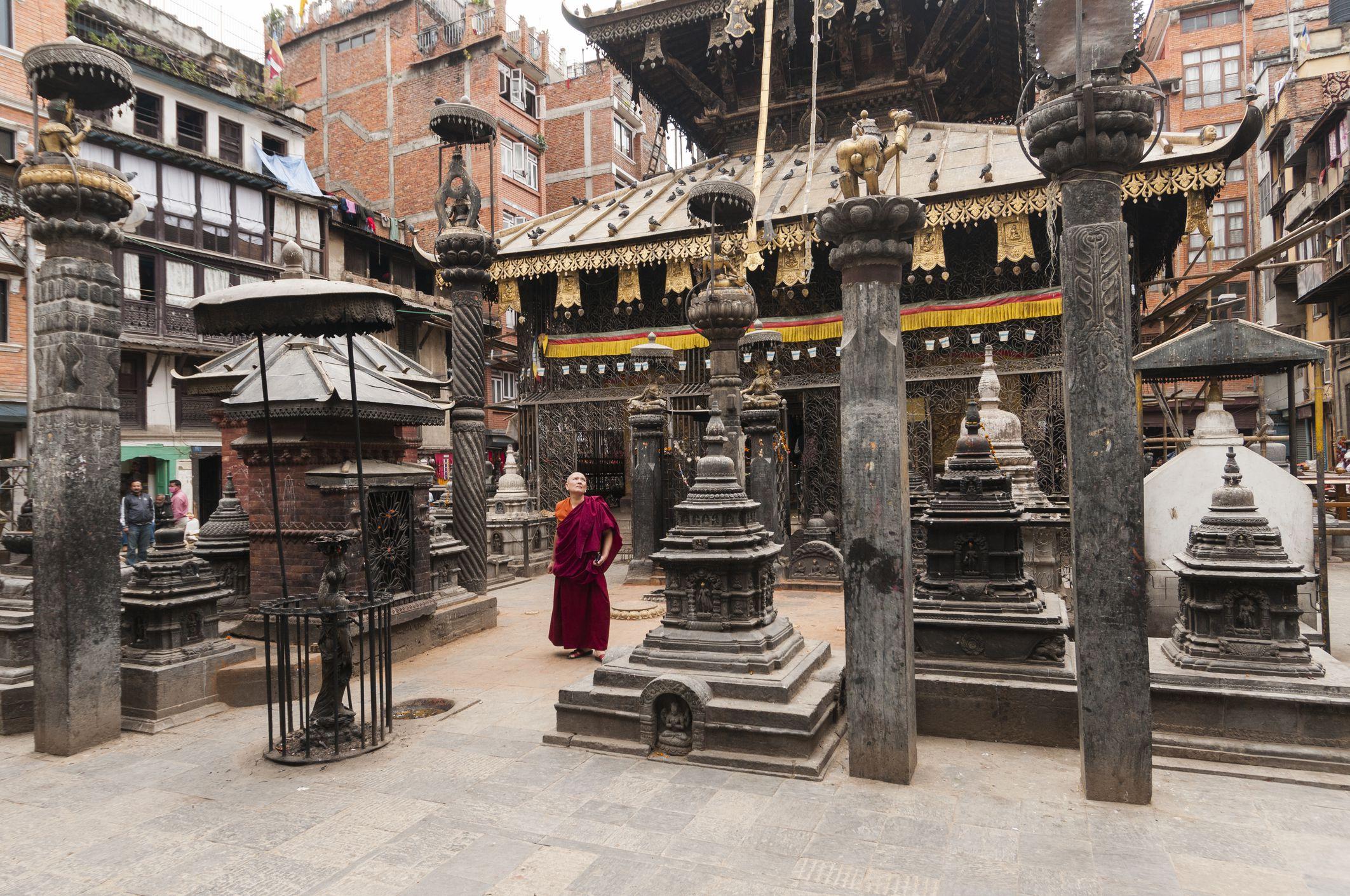 kathmandu-patan Qué ver en Nepal de 5 a 10 días