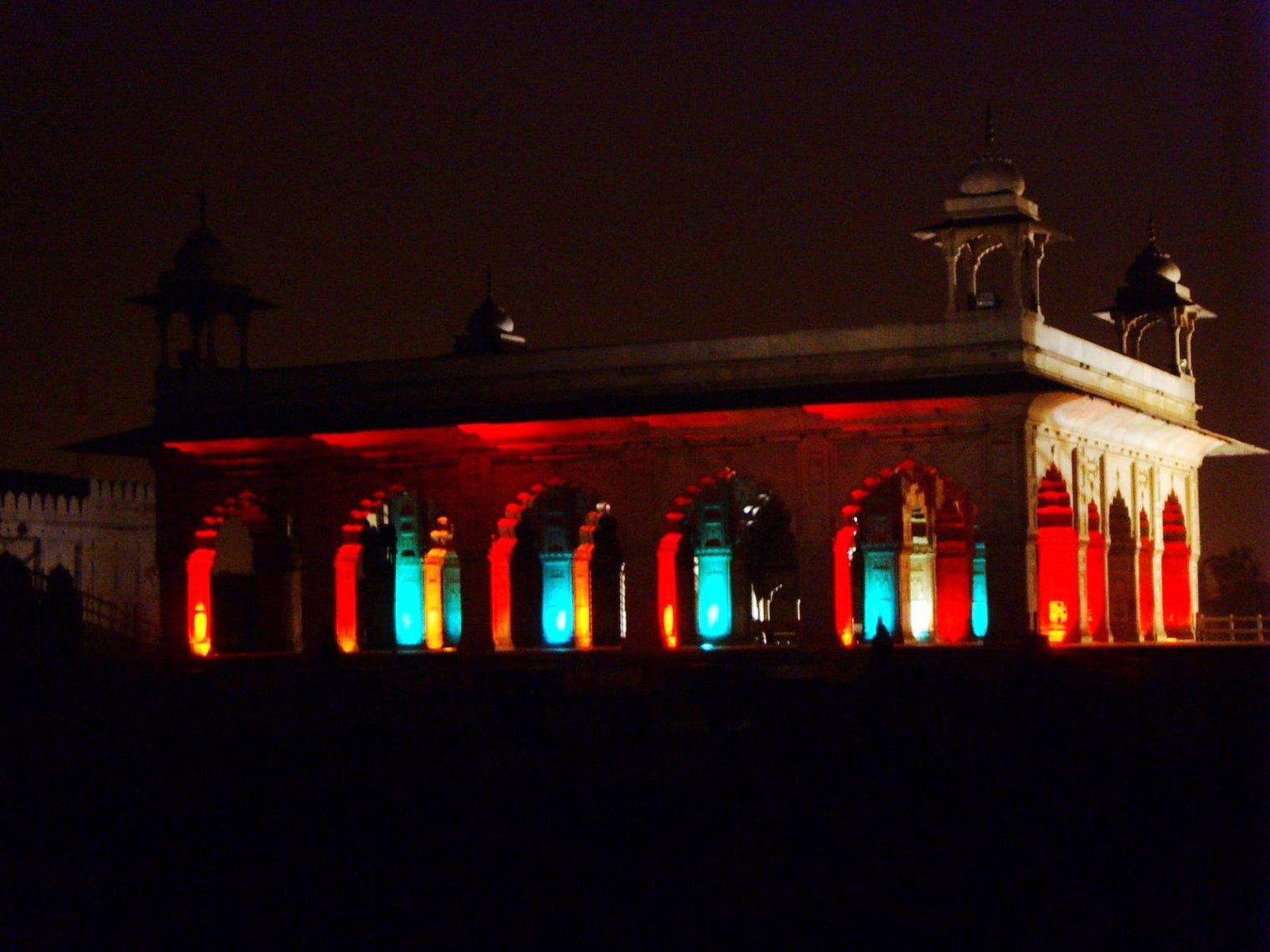 light-and-sound-show Lo Mejor para Hacer en Agra