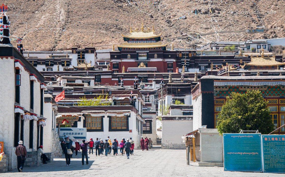 monastery-of-tashilunpo 10 cosas únicas que hacer en el Tíbet