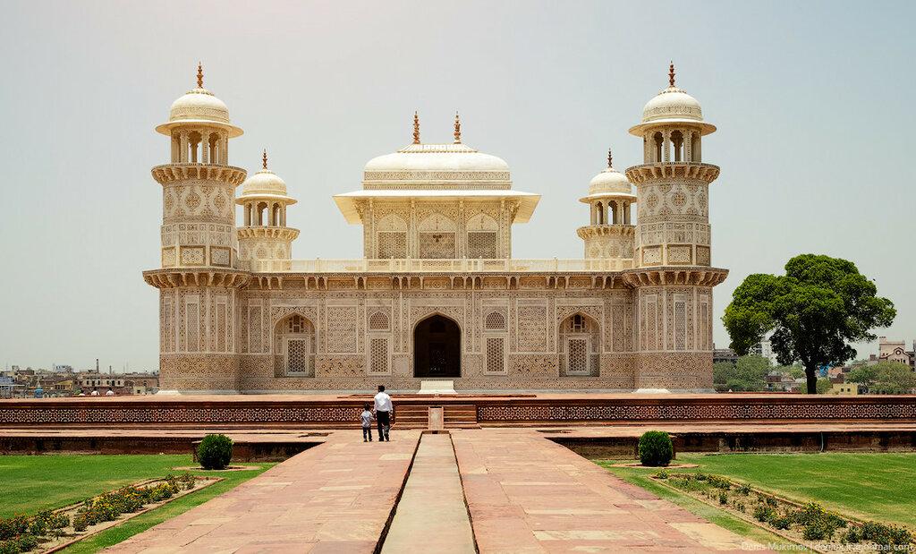 tombs-in-Agra Lo Mejor para Hacer en Agra