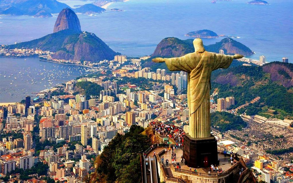 Cristo-Redentor Las siete maravillas del mundo