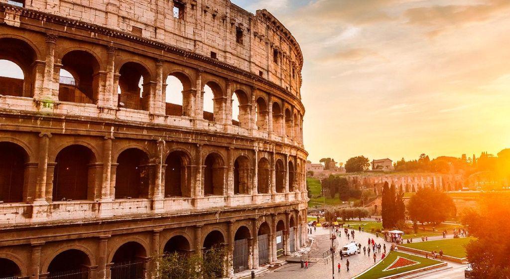 El-Coliseo-Romano Las siete maravillas del mundo