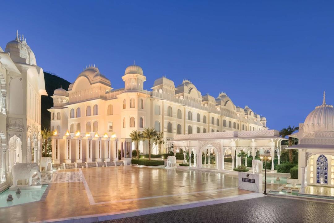 JW-Marriott Los 10 Mejores Hoteles de Lujo en Rajasthan