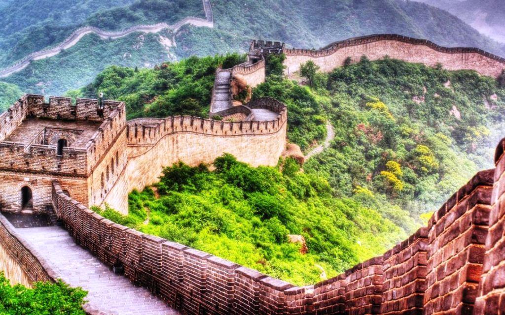 La-Gran-Muralla-China Las siete maravillas del mundo