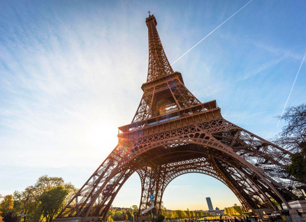 La-Torre-Eiffel Las siete maravillas del mundo