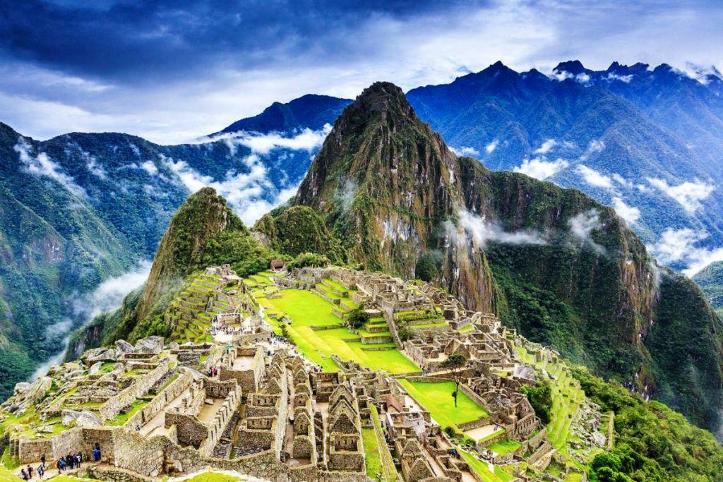 Machu-Picchu Las siete maravillas del mundo