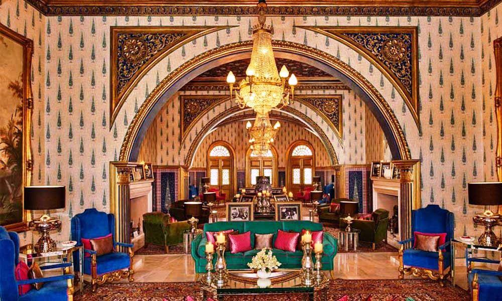 Sujan-Rajmahal-Palace Los 10 Mejores Hoteles de Lujo en Rajasthan